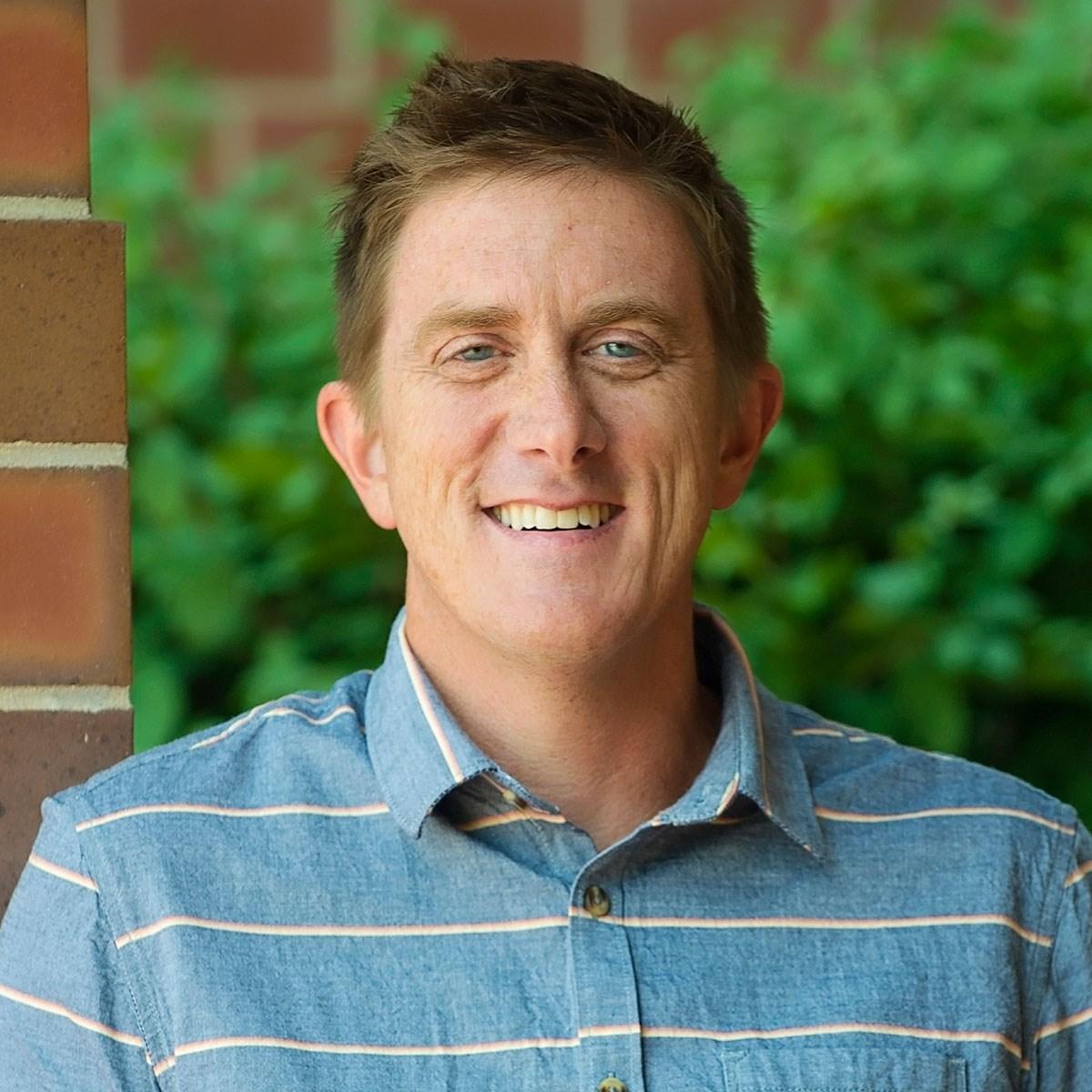 Wichita church pastor Todd Hutchinson